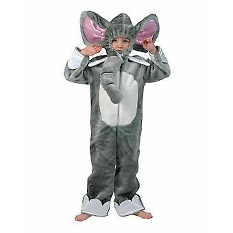 Elefante Generale Bambini Costume Costume Bambini Carnevale Costume Animale Elefante