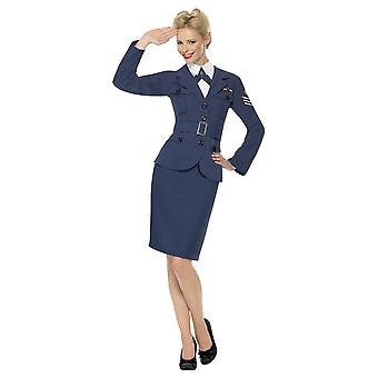WW2 Air Force femme capitaine