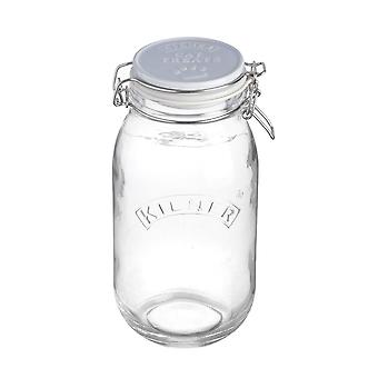 Kilner Cat Treats Glass Jar