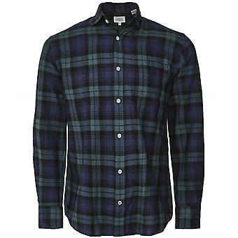 Hartford regular fit controleren Paul shirt