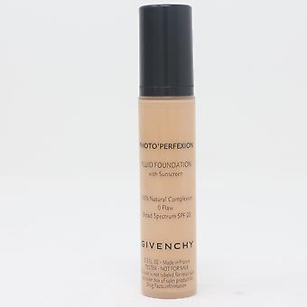 Givenchy Photo'perfexion Foundation Tester 0.3oz 6 PerfectHoney New Withoutbox