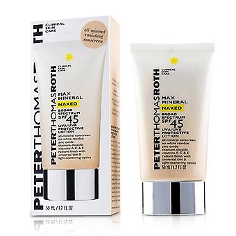 Max Mineral Naked Spf 45 Lotion - 50ml/1.7oz