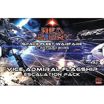 Red Alert Vice Admiral Flagship Escalation Pack