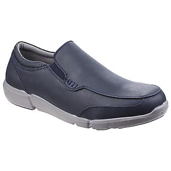 Caravelle Mens Jacob Slip On Casual Shoe