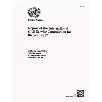 Report of the International Civil Service Commission for the year 201