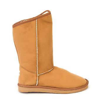 Antarctica - maxi women's boot, maxi chestnut