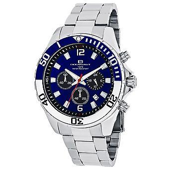 Oceanaut Men-apos;s Blue Dial Watch - OC2520