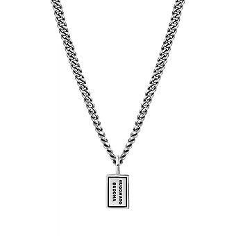 Buddha To Buddha 671 ONE Essential Silver Size One Necklace