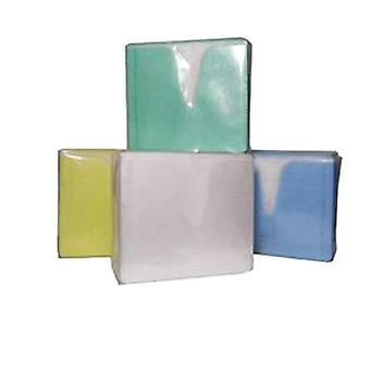 Cddvd Farbe Pvc Sleeve Hold 2 Disc Doppelseitig und 100Pcs pro Packung