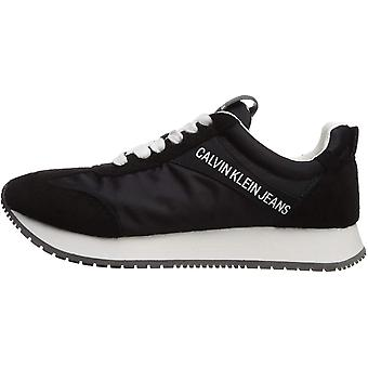 Calvin Klein Womens Jill Fabric Low Top Lace Up Fashion Sneakers