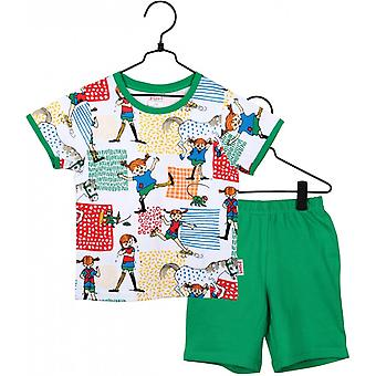 Pippi Longstocking Pajamas, Villekulla, Martinex