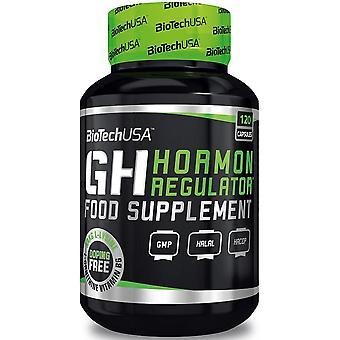BiotechUSA GH Hormon Regulator 120 Capsules