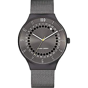 Danish Designs DZ120586-wristwatches, male, stainless steel, color: multi