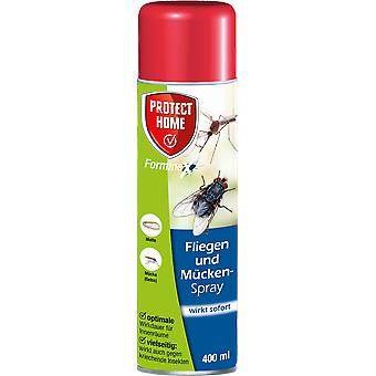 SBM Protect Home Forminex Fly and Mosquito Spray, 400 ml