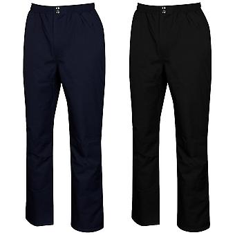 Sunderland Mens Vancouver Quebec Waterproof Lightweight Tech Golf Trousers