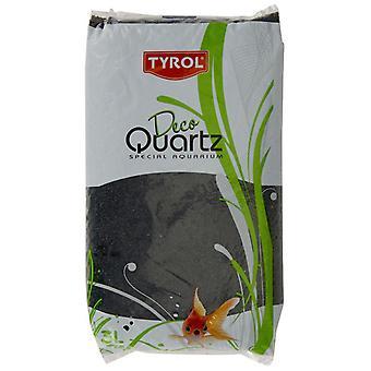 Agrobiothers Quartz intens sort 3L (fisk, dekoration, grus & sand)