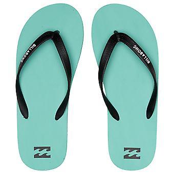 Billabong vanntett menn sandaler ~ Tidevann Solid aqua