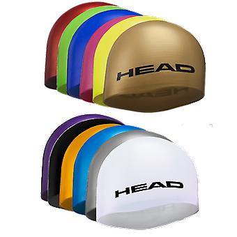 HEAD Silicone Moulded Swimming Cap