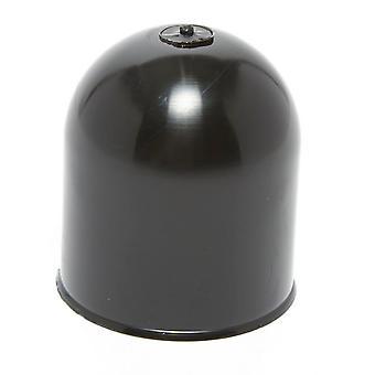 New Maypole Plastic Towball Cover Camping Caravan Motorhome Black