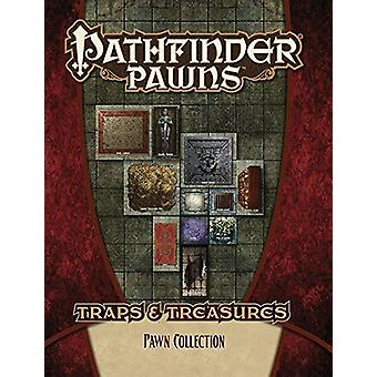 Traps & Treasures Pawn Collection Book