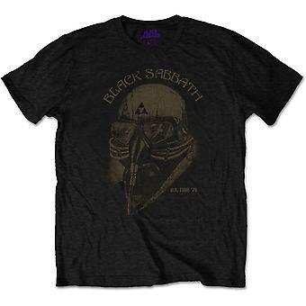 Black Sabbath US Tour 78 Avengers T-paita