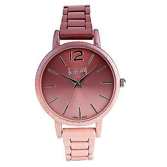 Eton Womens Classic Fashion Watch,  Pink Ombre Dial & Bracelet 3263L-PK