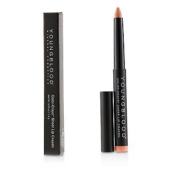 Color crays matte lip crayon # laguna glow 223228 1.4g/0.05oz