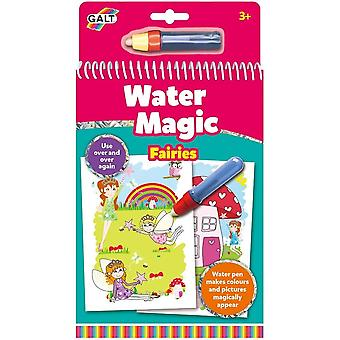 Galt Water Magic - Faries - Re-usable Colouring Book