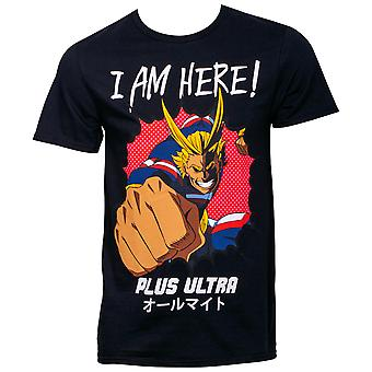 My Hero Academia I Am Here! T-Shirt