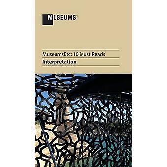 10 Must Reads Interpretation by Alderman & Christina