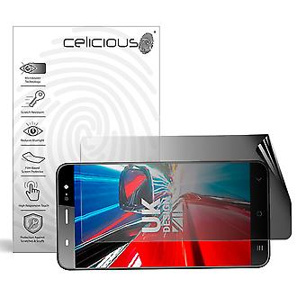 Celicious Privacy 2-Way Landscape Anti-Spy Filter Screen Protector Film Compatible avec STK Transporter One