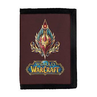Portefeuille d'elfes de sang de World of Warcraft