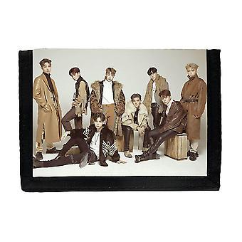 K-pop Ateez Wallet