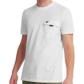 Lyle & Scott Chest Pocket TShirt    TS1236V