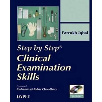 Step by Step - Clinical Examination Skill by Farrukh Iqbal - 978818448
