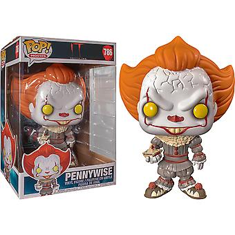 "It Chapter 2 Pennywise with Boat 10"" Pop! Vinyl"