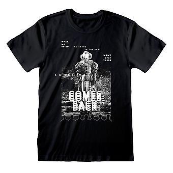 It: Chapter 2 It Comes Back Men's T-Shirt Mercancía oficial