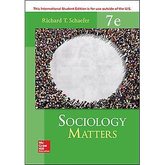 SOCIOLOGIE aangelegenheden door Richard T Schaefer