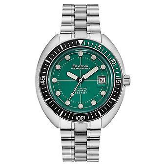 Bulova 96B322 Oceanographer automatic men's watch 44 mm