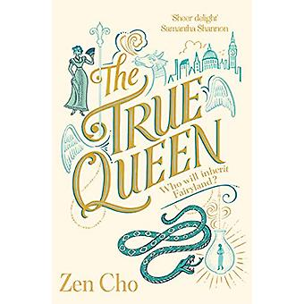 The True Queen by Zen Cho - 9781509801084 Book