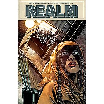 The Realm Volume 3 by Seth Peck - 9781534313378 Book
