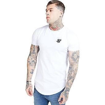 Sik Silk Core Gym T-Shirt Branco 45
