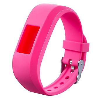 For Garmin Vivofit JR Buckle JR 2 Strap Replacement Wristband Bracelet Band[Pink]