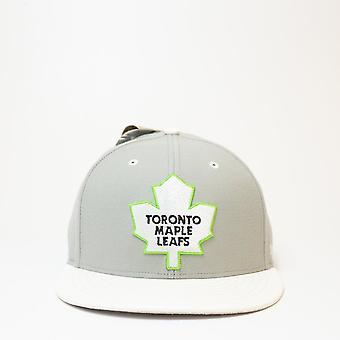 '47 Nhl Toronto Maple Leafs Grey Snapback Cap