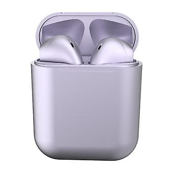 inPods 12 Eleven, TWS Bluetooth Hovedtelefoner - Lilla