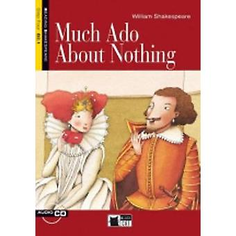Reading amp Training  Much Ado About Nothing  audio CD by William Shakespeare