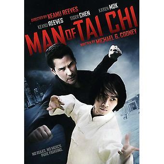 Man of Tai Chi [DVD] USA import