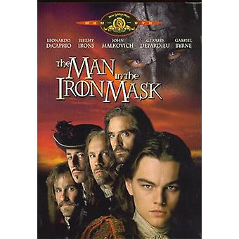 Man in the Iron Mask (1998) [DVD] USA import