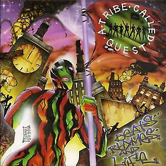 Tribe Called Quest - Beats Rhymes & Life [CD] USA import