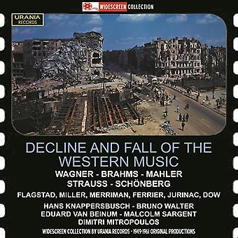 BBC So / Sargent, Malcolm - Decline & Fall of the Western Music [CD] USA import